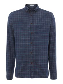 Mansfield Check Long Sleeve Shirt