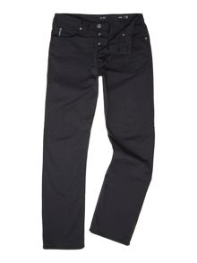 5 pocket regular fit gaberdine trouser