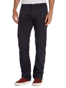 Armani Jeans 5 Pocket Regular Fit Gaberdine Trouser
