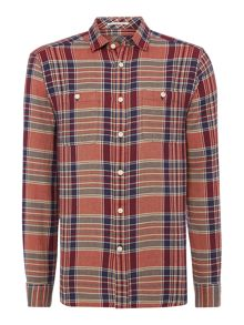 Pitsford Check Long Sleeve Shirt