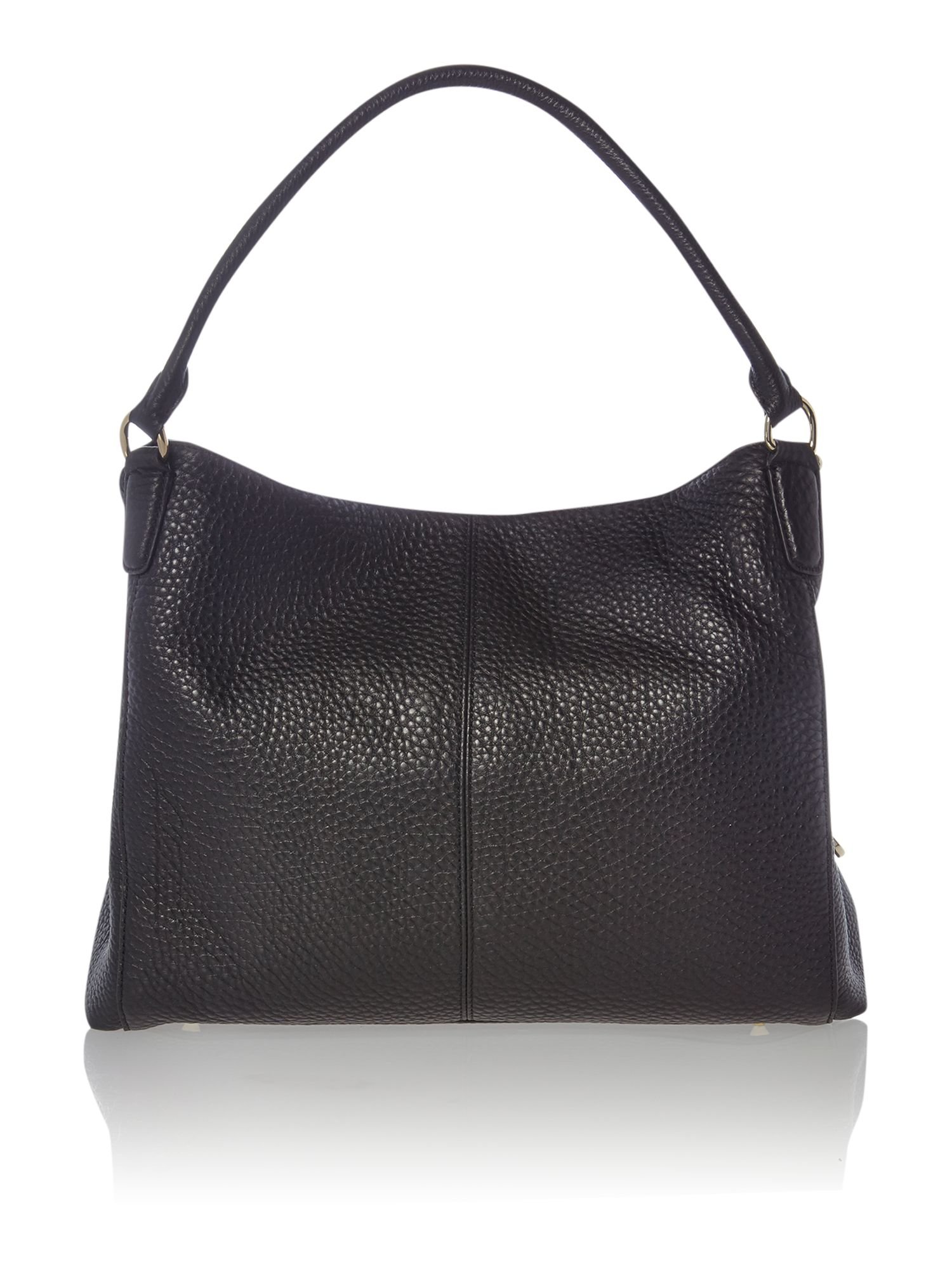 Tribeca black large hobo bag