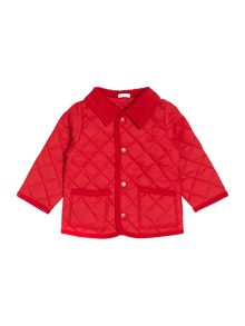 Baby quilted jacket