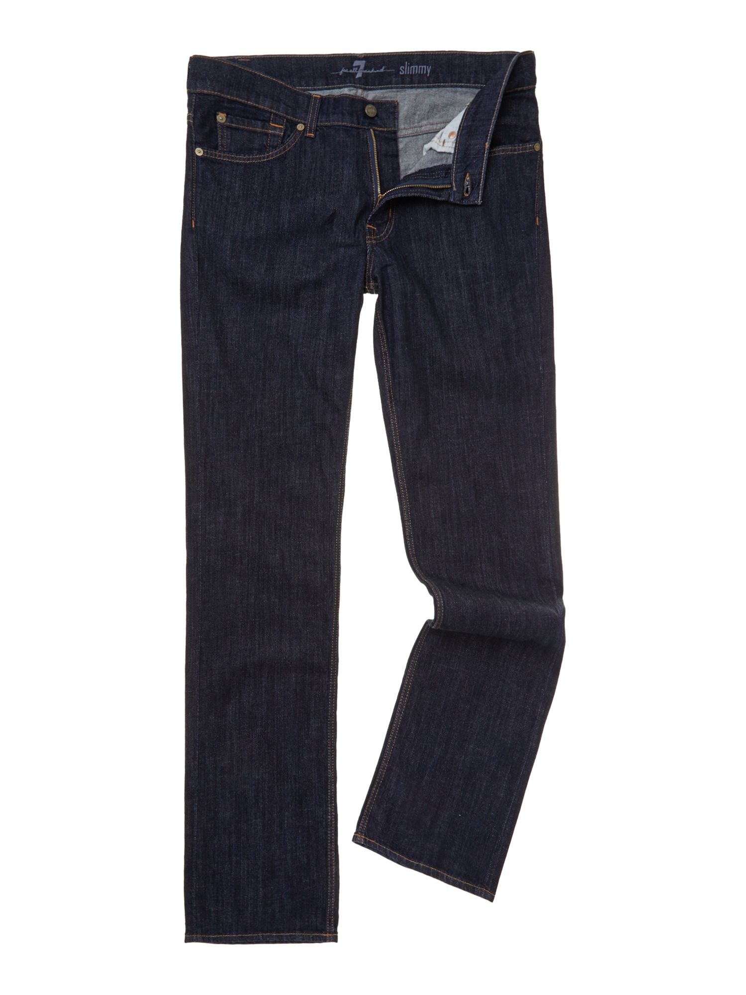Slimmy hollywood dark wash jean