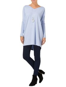 Vienna v neck tunic
