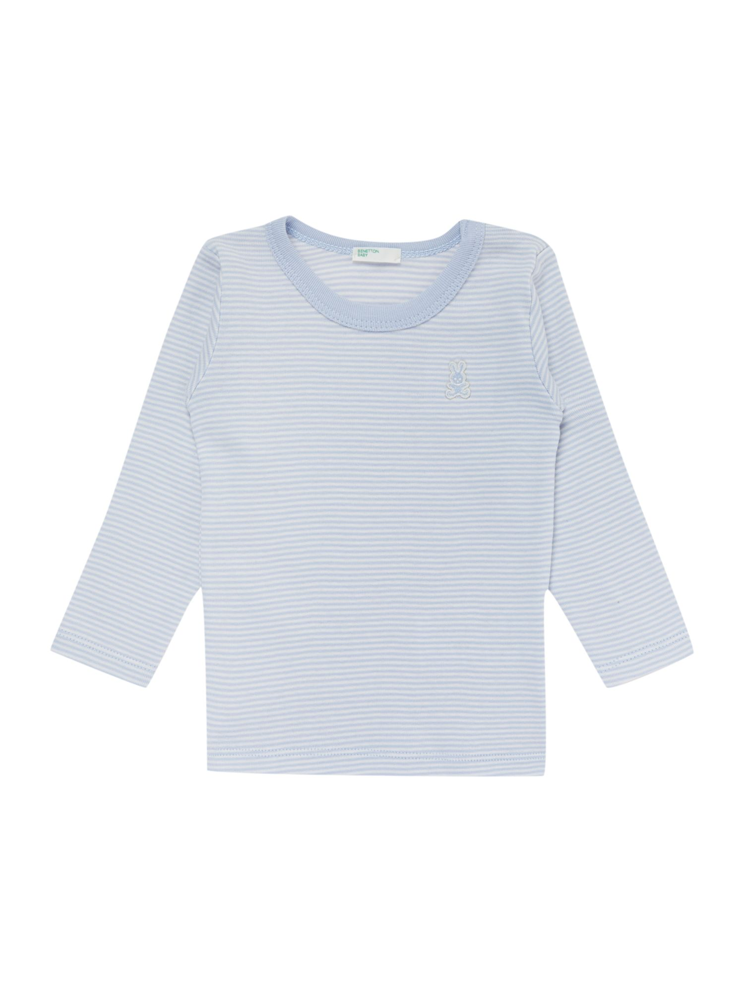 Baby boy stripe top
