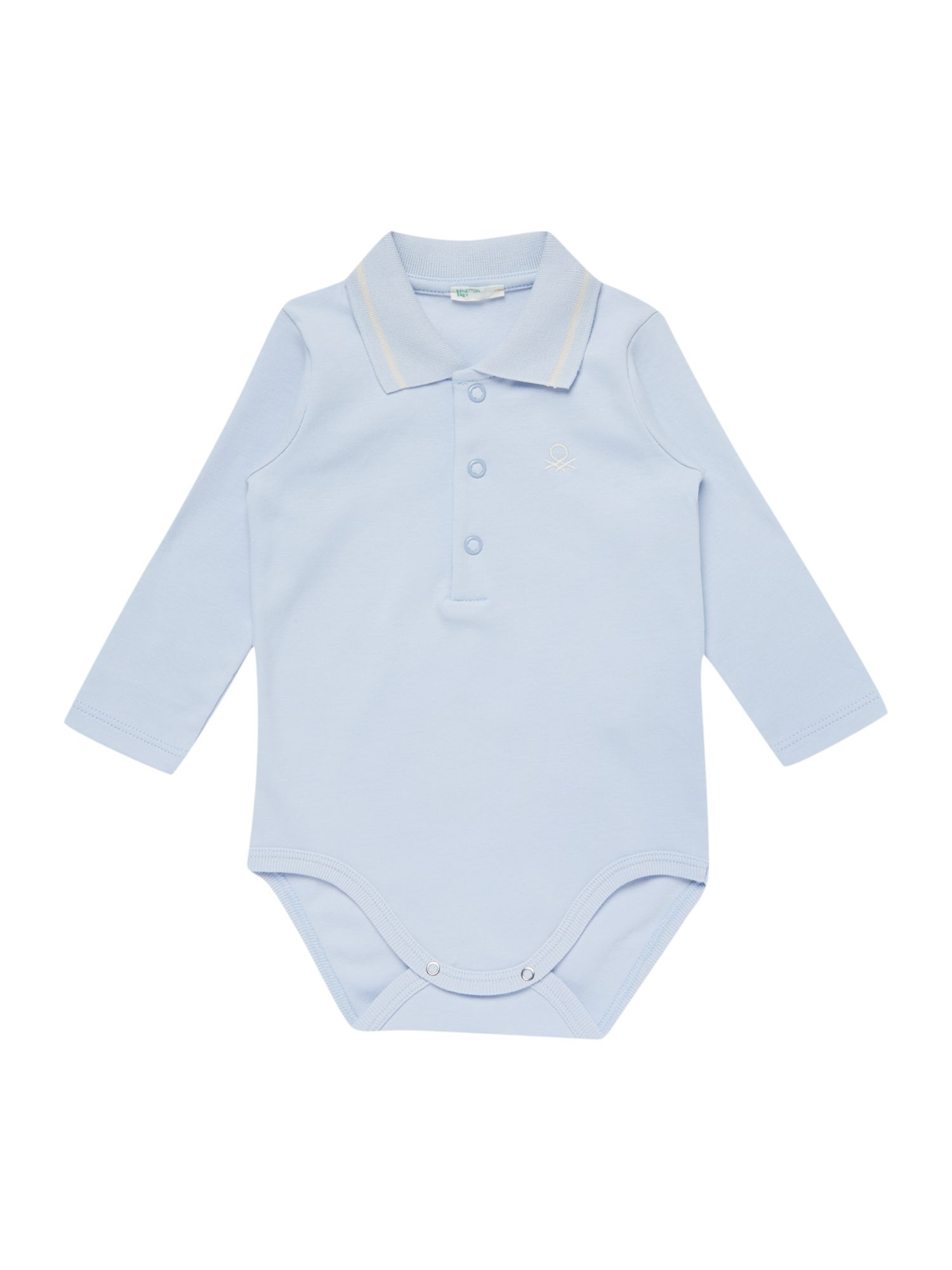 Baby polo body suit