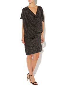 Lurex Nancy Dress