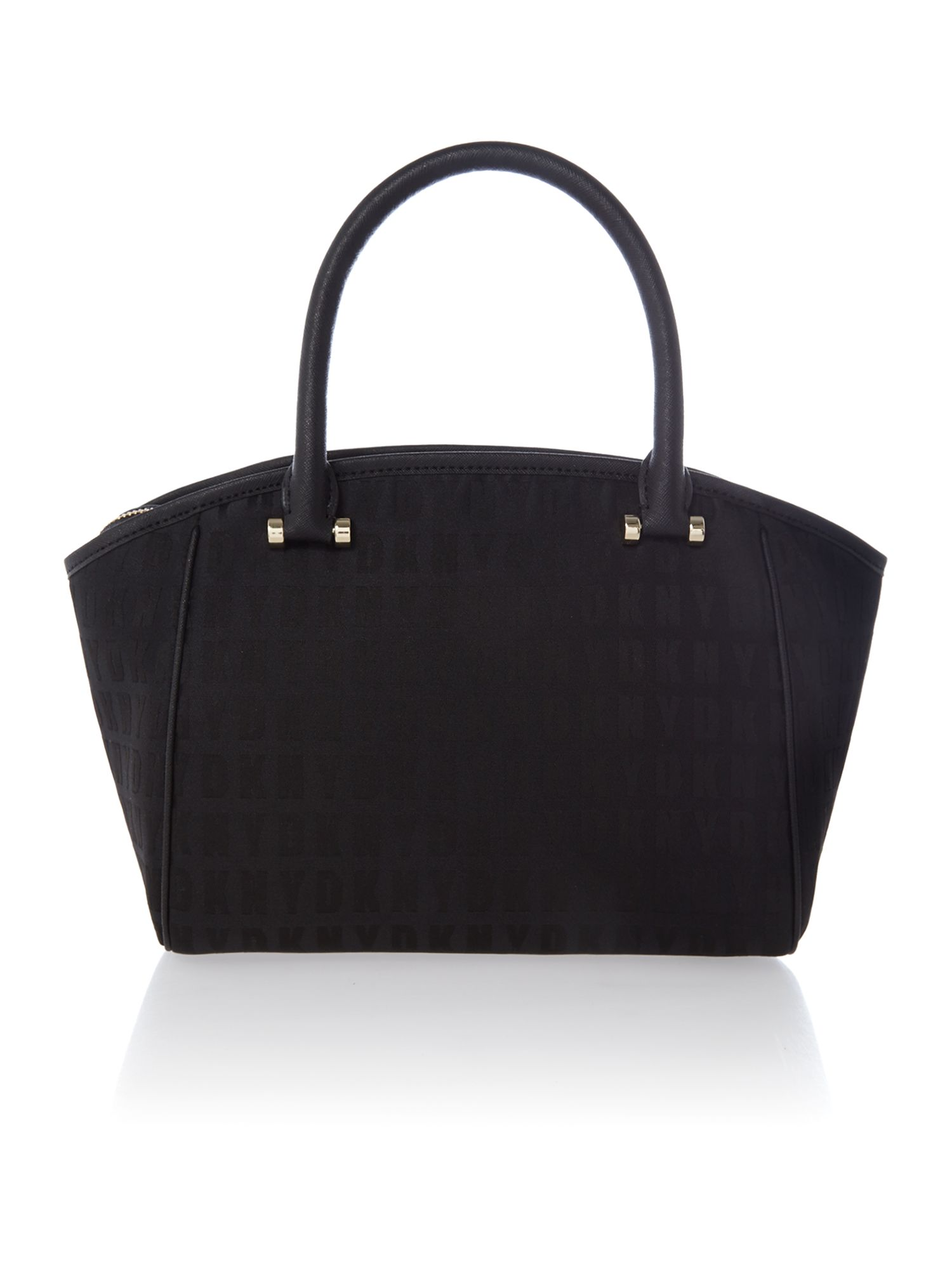Black small satchel bag