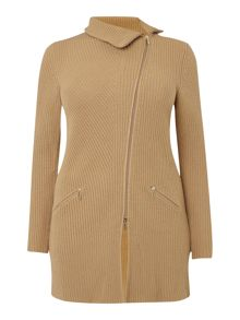 Persona Mila wool cashmere long sleeved cardigan