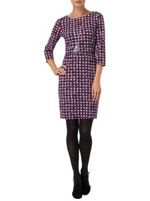 Phase Eight Davina waffle dress