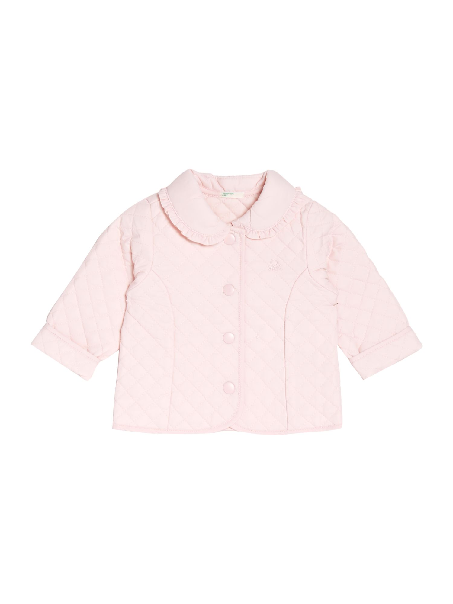 Baby girl quilted jacket