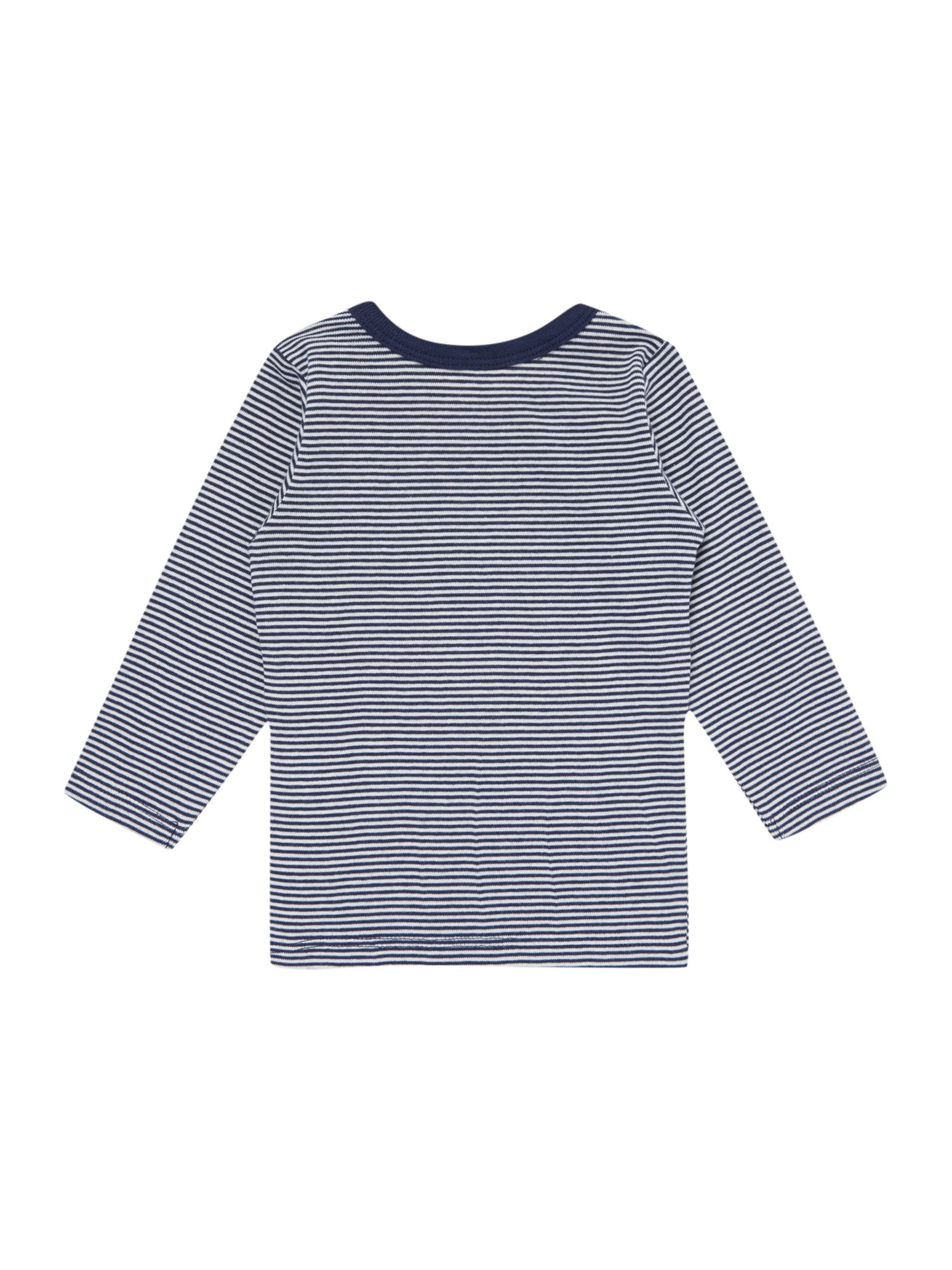 Baby stripe top