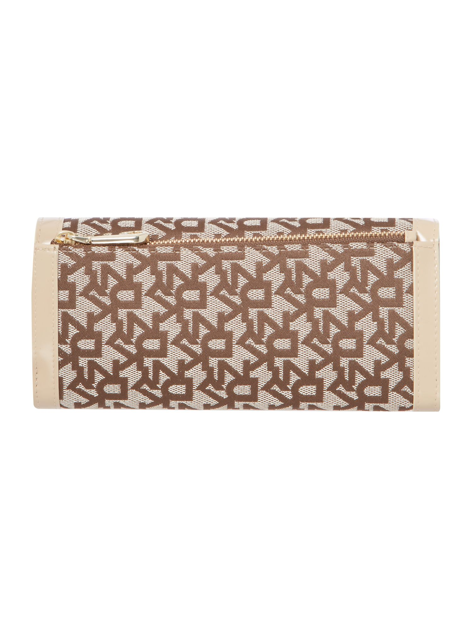 Sand large flap over purse