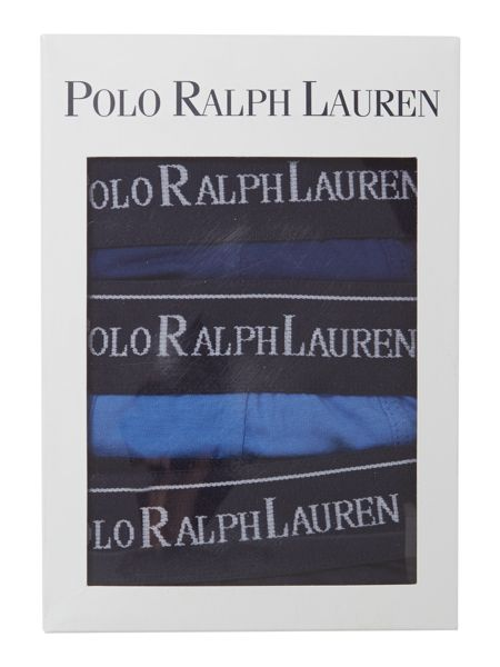 Polo Ralph Lauren 3 pack trunk set