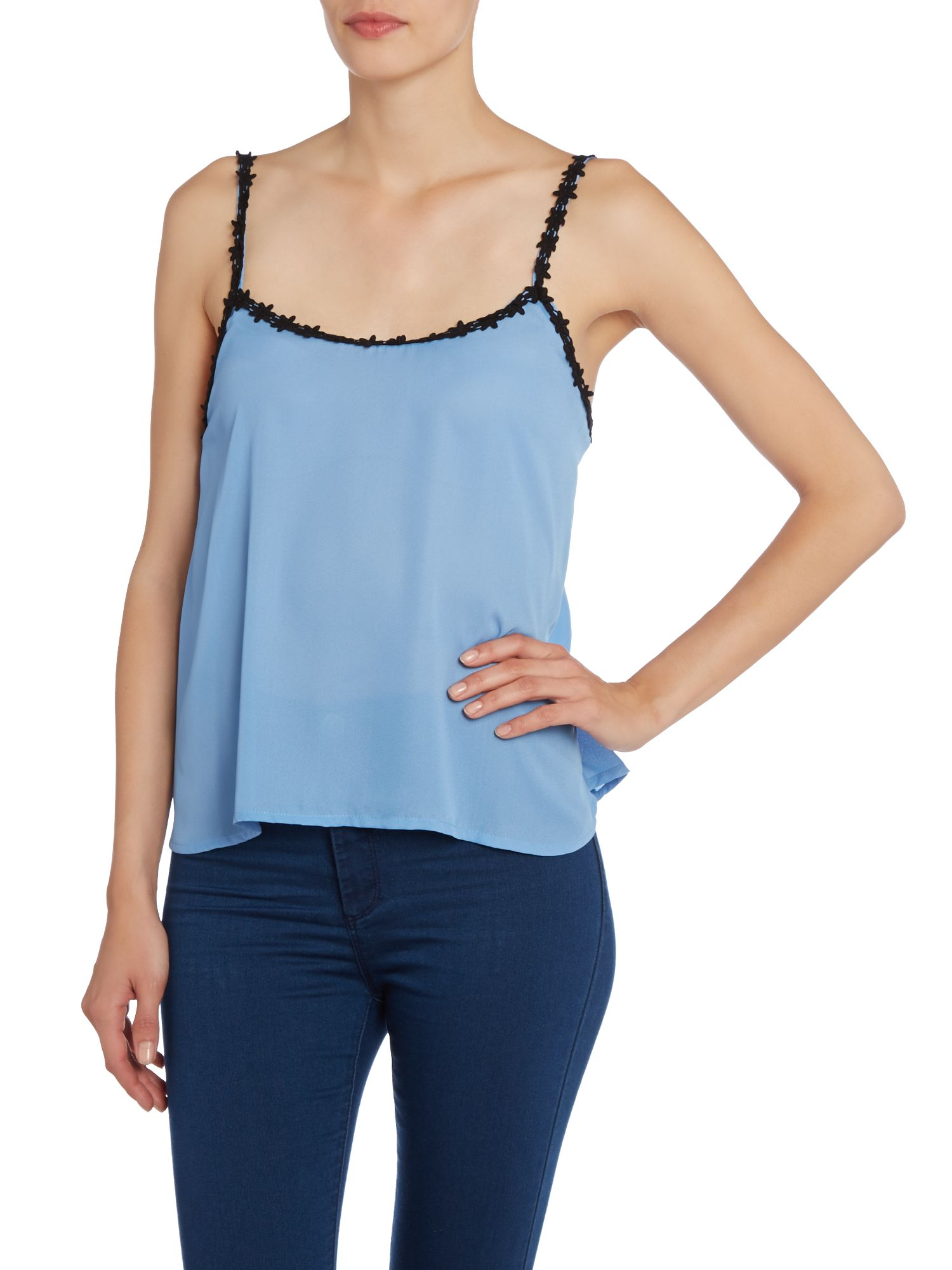 Daisy Trim Cami Top