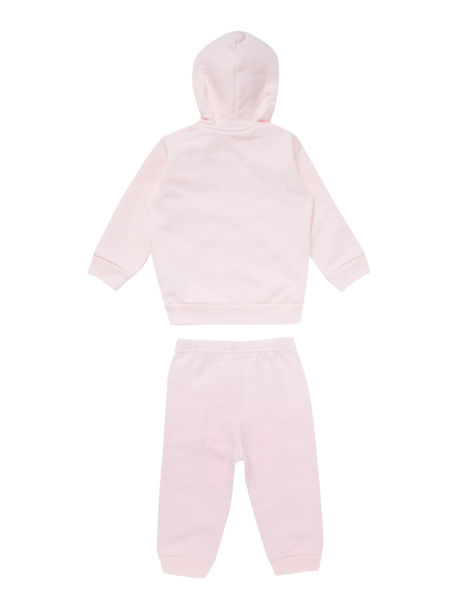 Baby girl tracksuit set