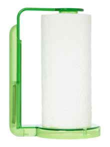 Ajustable Paper Towel Holder Green