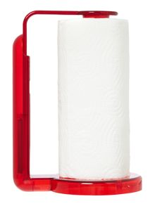 Adjustable Paper Towel Holder Red