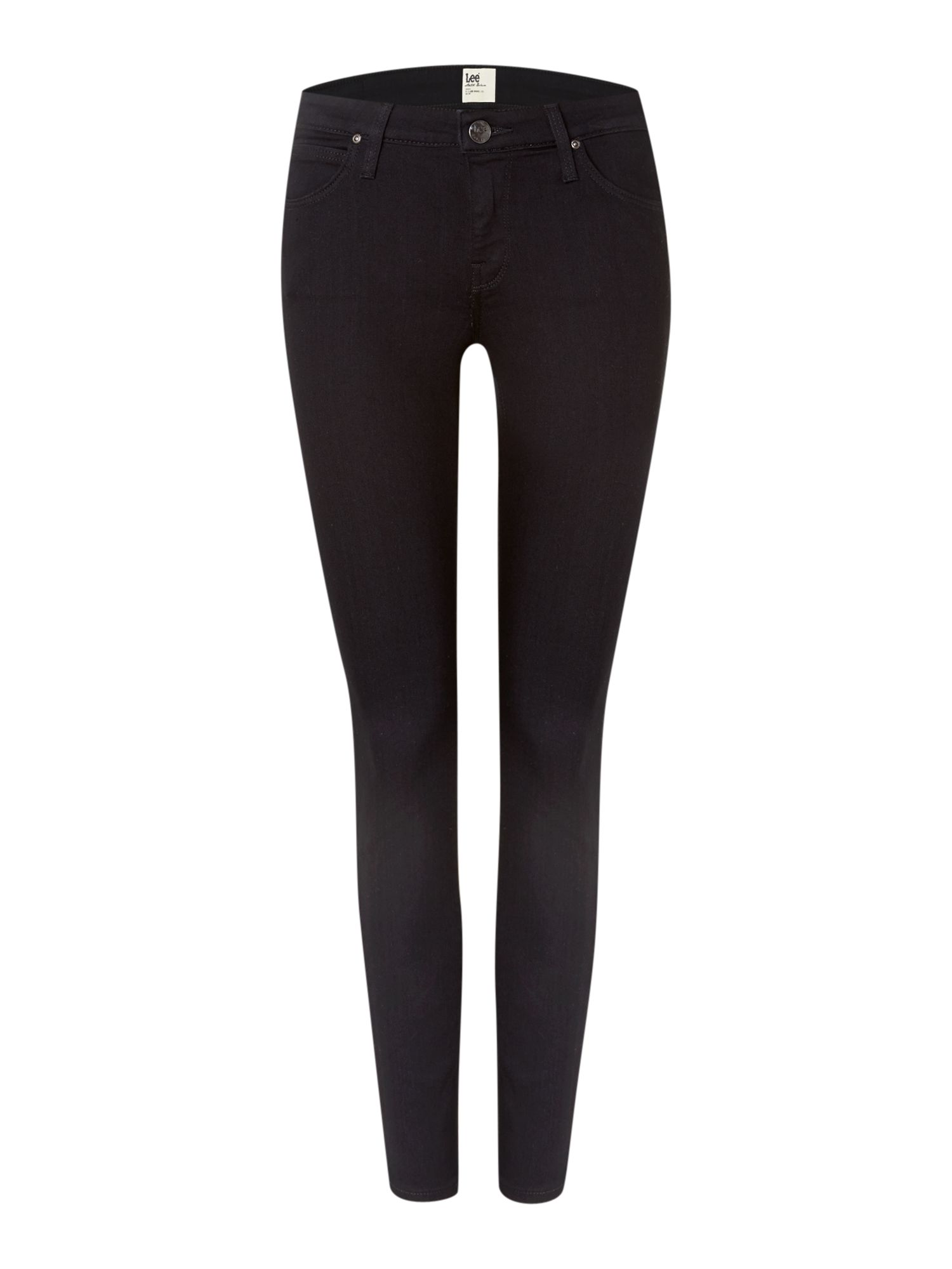 Scarlett skinny jeans in black
