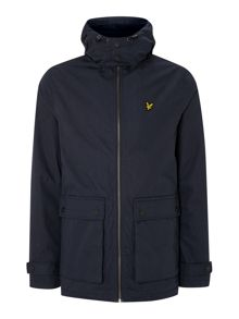 Microfleece lined jacket