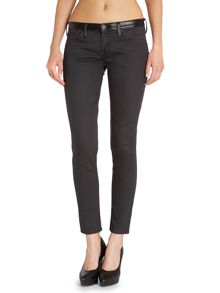 Lynn skinny distinction in black