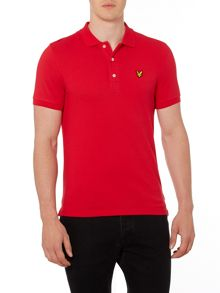 Lyle and Scott Regular Fit Classic Pique Polo Shirt