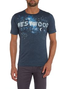 Westwood night sky graphic t shirt