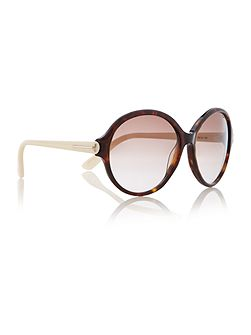 Tom Ford Sunglasses Square Military Matte Sunglasses