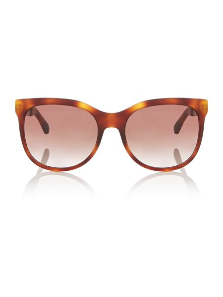 Marc by Marc Jacobs Women`s brown oval sunglasses