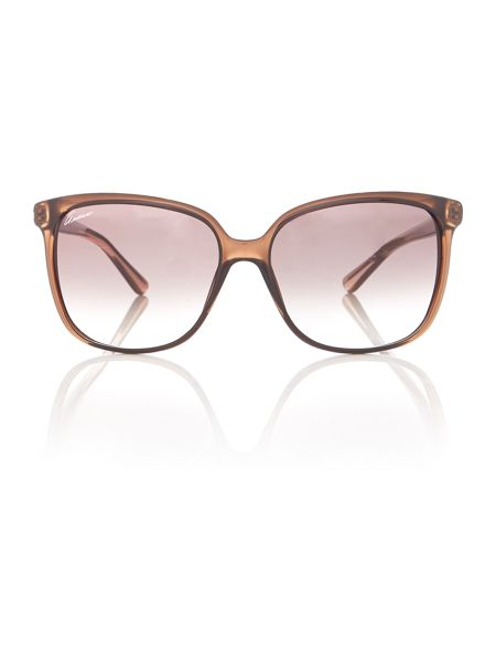 Gucci 0GC000606  Oval Sunglasses