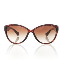 Ralph RA5176 cat eye sunglasses