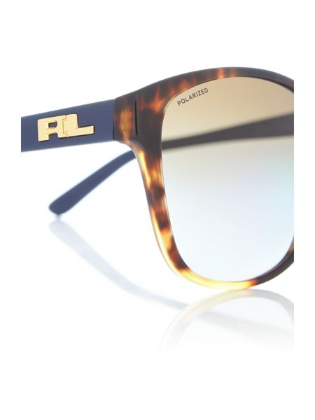 Ralph Lauren Sunglasses RL8123 square sunglasses