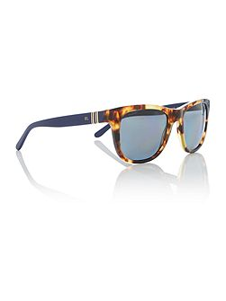 Men`s polar grey square sunglasses