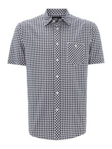 Curtis gingham shirt