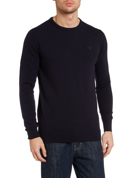 Barbour Essential Lambswool Crew Neck