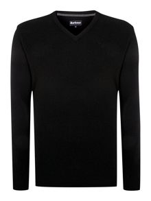 Essential Lambswool V Neck