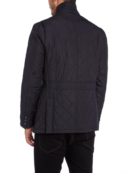Barbour Quilted Lutz