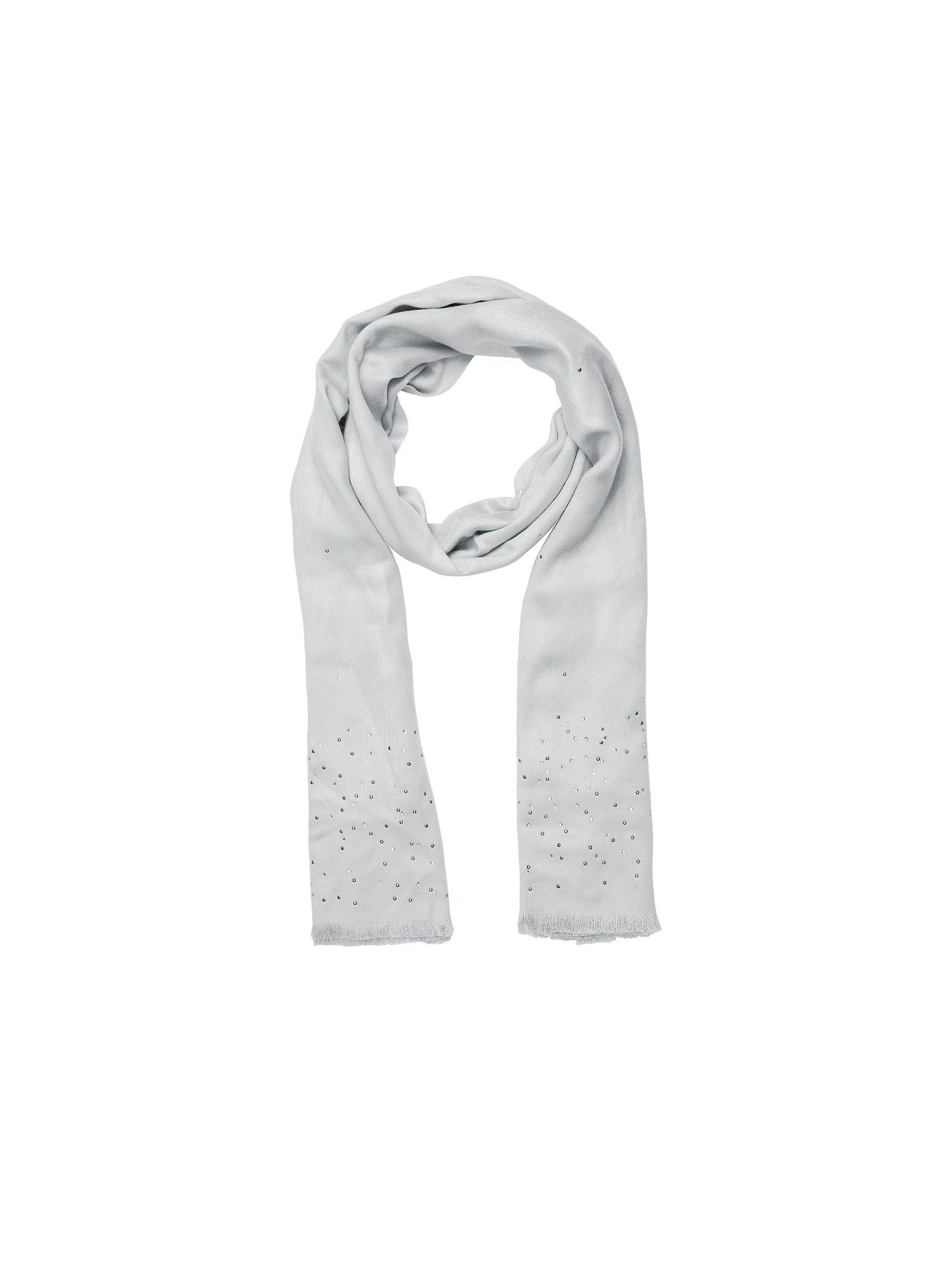 Embellished jewelled scarf