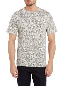 Elgin Traingle Print T Shirt