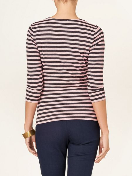 Carrie stripe top