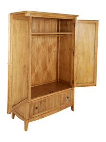 Thelma double wardrobe