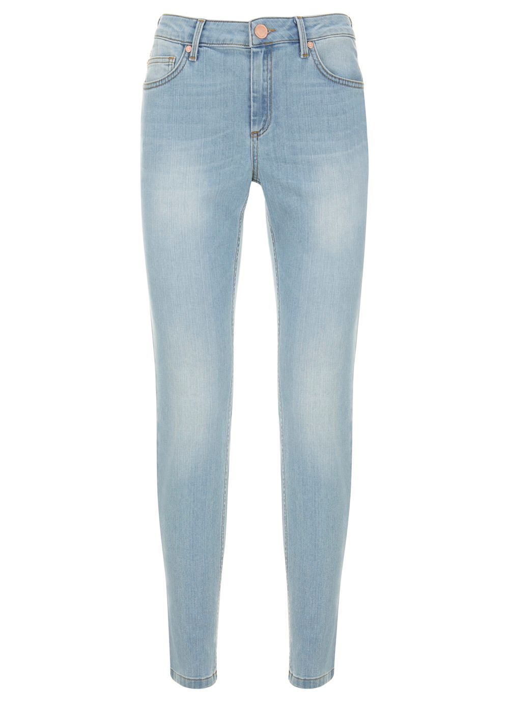 Light Washed Jean