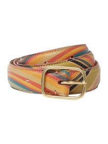 Multi swirl belt