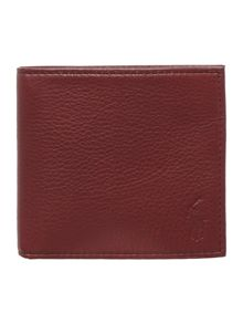 Logo billfold wallet