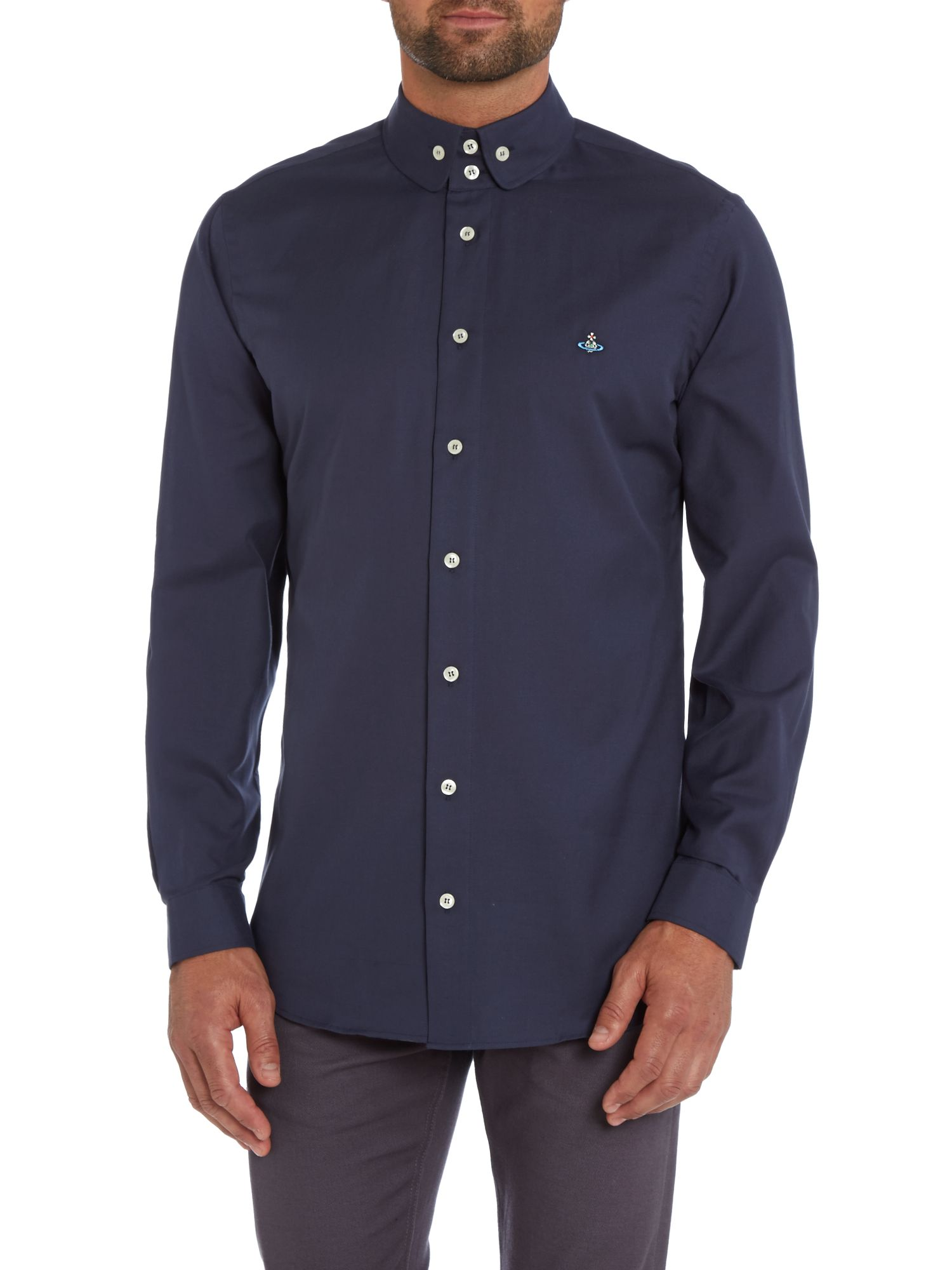 Oxford logo shirt