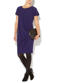 Modern Grecian Shift Dress