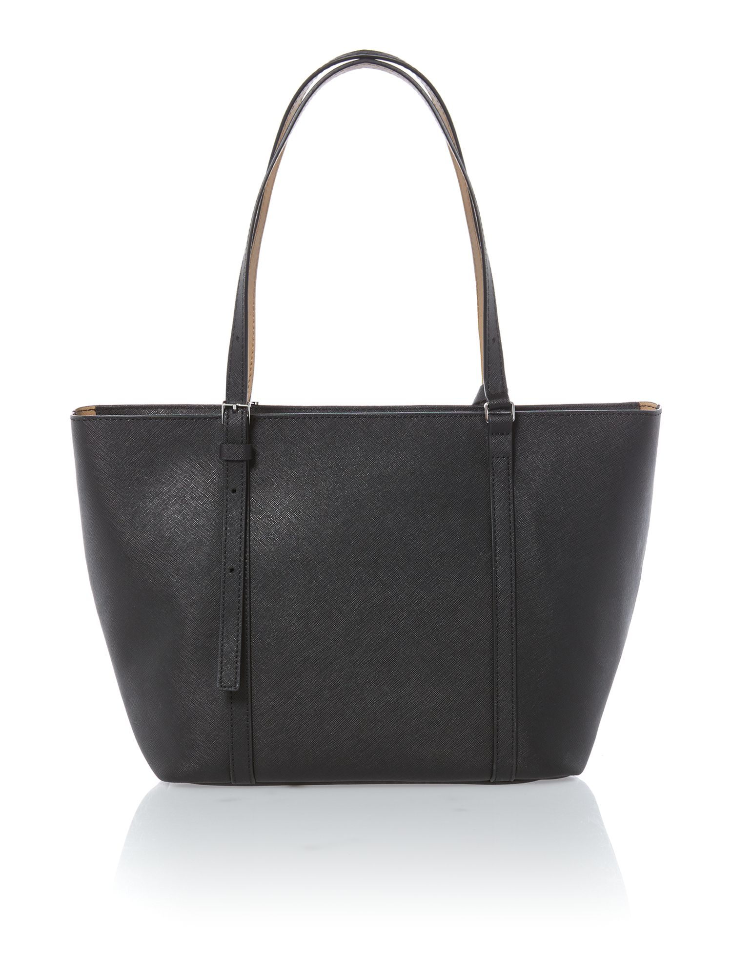 Sofie black medium tote bag