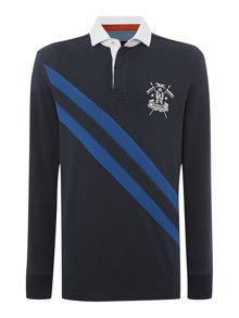 Berkely Long Sleeve Rugby