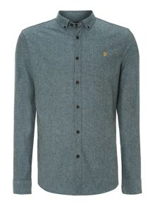 Steen long sleeve oxford shirt
