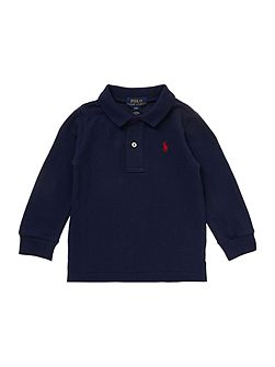 Polo Ralph Lauren Boys Basic Polo Shirt With